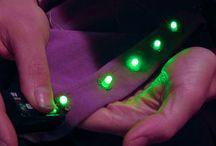 Disfraces LED