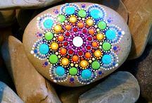 bricolage avec des pierre