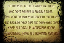 Impossible Things Are Happening Everyday