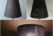 Luminárias e Velas