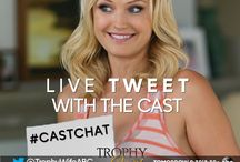 #CastChat / by Trophy Wife