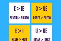 Verbos / ¿Conoces los verbos en español?