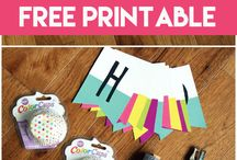 free printables birthday