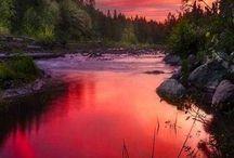 lindos paisajes