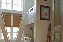 Kids Room Inspiration / Take a look at some great ideas to implement in your child's bedroom or play room.