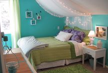 Teens rooms / by Natalie Selby