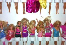 Barbie storage / Ideas to store Barbies