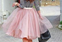 I love puffy skirts