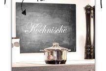 myspotti Küche kitchen / mySPOTTi -Lifestyle - Spitzschutz - Wandpanele - Küchenrückwand - Fliesenersatz -splashback, praktische Matten abwischbar