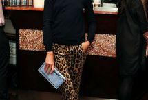 Leopard dressing / Des looks avec l'imprimés leopard  #fashion #outfit #leopard #women