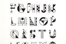 Fuentes de letras