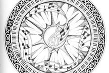Musik-Mandala
