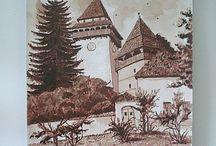 Cetati fortificate din judetul Sibiu
