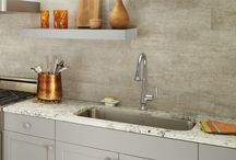 Delancey Collection / Sophisticated, traditional styling highlights classic detailing. Beautiful, durable kitchen faucets offered in several configurations to meet your needs.