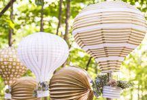 Balloon LAMPIONY