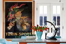 Unreal interiors / by Steph Bond-Hutkin | Bondville