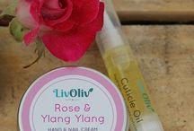 Hand Creams & Cuticle Oils