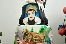 amazing cakes / by Jessica McCullough
