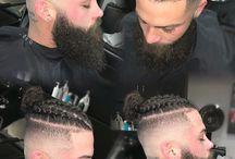 Men's hairstyles :]