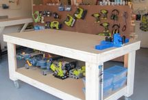Project Ideas - Work Bench
