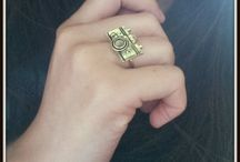 Rings ♥ / Small or big ones , simle or extravagant here you can find any ring you wish !