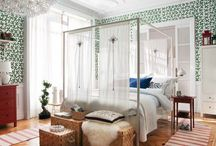 Bedroom Bliss / by Gabriela Tatad