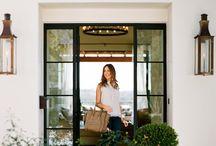 Doors | Entrez Vous / by Christi Barbour | Interior Designer