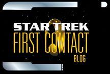 Star Trek First Contact Blog / http://startrekprimercontacto.blogspot.com.es/ Blog dedicado a Star Trek Blog dedicated to Star Trek