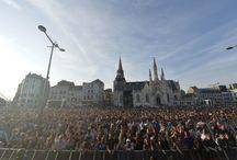 Concert Nrj Music Tour Roubaix / Concert Nrj Music Tour sur la Grand'Place de Roubaix.