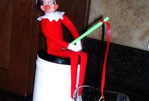 Elf on the Shelf Ideas / by Tammy Mastrullo