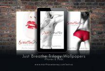 Just Breathe Trilogy by Martha Sweeney