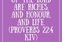 #dobusinessfromtheword / Biblical quotes pertaining to business