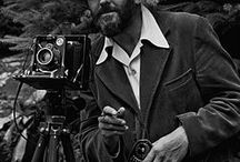 Ansel Adams (1902 – 1984) American photographer / Ansel Easton Adams (February 20, 1902 – April 22, 1984) was a B&W landscape photographer of the American West and environmentalist, . Adams and Fred Archer developed the Zone System as a way to determine proper exposure and adjust the contrast of the final print. Adams founded the photography group known as Group f/64, along with fellow photographers Willard Van Dyke and Edward Weston. Source-More:https://en.wikipedia.org/wiki/Ansel_Adams