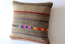 Other / Decorative Pillows -Pillow Cases -kilim pillow