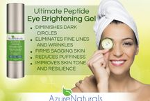 Beautiful Eyes / Your eyes are the windows to your soul. Keep them looking fresh, bright and youthful - just like you!