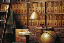 Кабинет,библиотека в доме