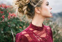 Fashion Shoot Hair & Makeup ideas