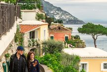 Sarah & Kiel Take a Crystal Cruise / Take a look inside @sarahkjp & @kjp's dream Crystal cruise to Irresistible Italy while they took over @crystalcruises Instagram account! / by Crystal Cruises