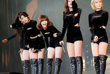 AOA (Ace of Angel) / Fandom name: Elvis Fandom color: none Debut: 09.08.2012 Label: FNC Ent. Members: 1) Jimin (leader) / Shin JiMin 2) Yuna / Seo YuNa 3) Hyejeong (visual) / Shin HyeJeong 4) Mina / Kwon MinA 5) Seolhyun / Kim SeolHyun 6) Chanmi (maknae) / Kim ChanMi