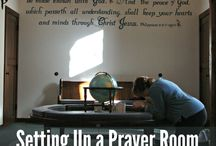 Prayer Room Retreat for 31 days