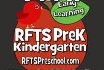Pin-It PreK to 2nd Grade