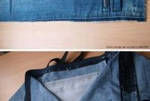 usare jeans mille idee
