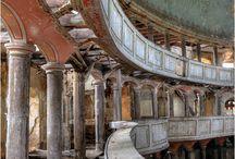 """Arquitetura """"abandonada"""""""