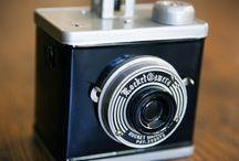 old cameras vintage