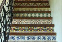 Casa escaleras
