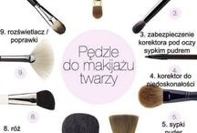Pędzle do makijażu / Brushing up