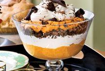 dessert recipes-trifle