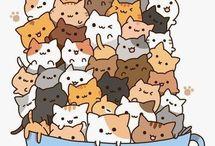 kitty kitty art