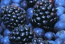ягоды-фрукты-цвет