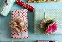 wrapping / by karmo